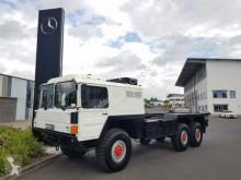 Camión chasis MAN Kat 1 25.422 DFAEG AA 6x6 BDF Rundluke