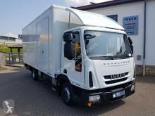 Iveco Eurocargo ML75E18 Koffer + LBW + Tür AHK truck used box