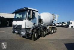 Camião Mercedes 3240 8x4 M-Fhs./Automatik/Stetter 9m³/ betão betoneira / Misturador usado