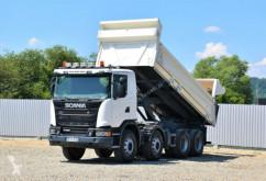Камион самосвал Scania G480 Kipper 6,00m + Bordmatic / 8x4 !