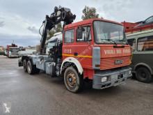 Lastbil containervogn Iveco 190.26