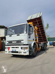 Iveco three-way side tipper truck Eurotech 190E30