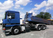 Mercedes 2643 Abrollkipper Meiller RK19.60S (12) truck used hook arm system