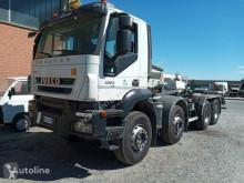Camião poli-basculante Iveco TRAKKER 450