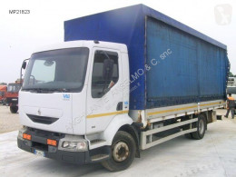 Camion rideaux coulissants (plsc) Renault MIDLUM 210