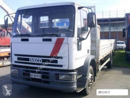 Camión caja abierta Iveco EUROCARGO 150E18