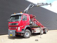 Lastbil containervogn Terberg FM1350 / HIAB 22 t/m CRANE + CONTAINER SYSTEM
