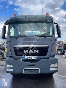 Teherautó MAN TGS 32.400 használt betonkeverő beton