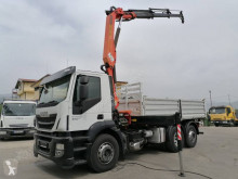 Camión Iveco Stralis AD 260 S 31 volquete usado