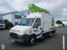 Camião Iveco Daily 70C17 plataforma usado