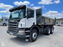 Kamyon damper çift yönlü damperli kamyon Scania P 380