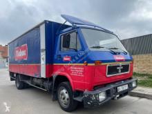 Camión MAN 8.150 furgón usado