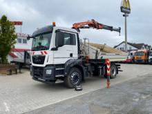 Ciężarówka wywrotka MAN TG-S 18.400 4x2 BL 2-Achs Kipper Kran Funk+Greiferst.