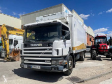 Scania D 94D260 truck used refrigerated