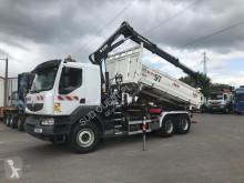 Ciężarówka wywrotka dwustronny wyładunek Renault Kerax 380 DXI