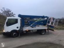 Camion nacelle Nissan Cabstar 35.11 4x2 mit 21 m Gelenkarbeitsbühne