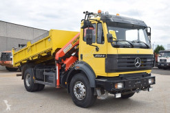 Mercedes tipper truck 2024