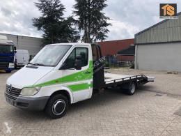 Camion porte voitures Mercedes 4.16 CDI-E MANUAL - - AUTO TRANSPORT - BELGIUM TOP TRUCK
