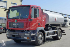 Kamión cisterna MAN TGM 18.280*Euro 4*TÜV*Kammerninhlt 18 m³*