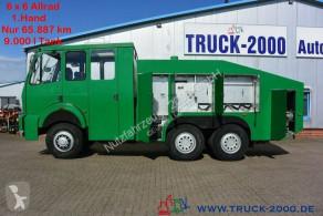 Camion Mercedes SK 2634 6x6 Wasserwagen 9000l Wasserwerfer vorb