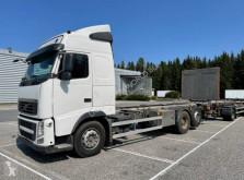 Камион Volvo FH13 510 cv 6x2 Chassis truck with liftgate шаси втора употреба