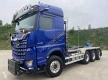 Lastbil containervogn Mercedes-Benz Arocs 3263 8x4 Hook truck