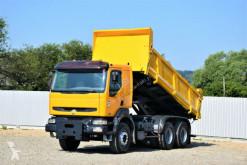 Caminhões Renault KERAX 420 DCI KIPPER 5,10m + BORDMATIC * 6x4! basculante usado