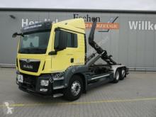Camion MAN TGS 26.420BL*Lenk*Meiller RS21.65*Intarder*Klima polybenne occasion
