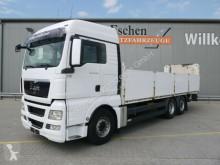 Camion MAN TGX 26.400 6x2LL*XLX*Intarder*LBW MBB*1.Hand*AC plateau ridelles occasion