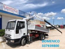 Kamión korba trojstranne sklápateľná korba Iveco EUROCARGO 60E14