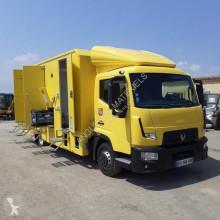 Camión Camion Renault Maxity CELLULE DESAMIANTAGE FEMIL