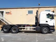 Scania hook lift truck R500 6X2 GANCHO JOAB AÑO 2008