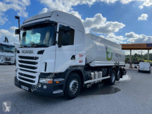 Camion Scania G 360 citerne hydrocarbures occasion