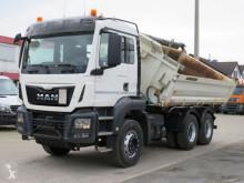 Camion benne MAN TG-S 26.440 6x4 BB 3-Achs Kipper Meiller , Handschalter