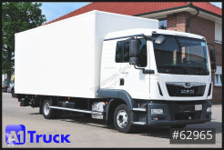 Camion fourgon MAN TGL 8.190, Goßes Haus, Bett Bed LBW, ACC