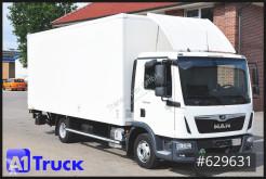 Camion fourgon MAN TGL 4x 8.190 BL, LBW, AHK Luft, TÜV Neu