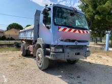 Kamión korba dvojstranne sklápateľná korba Renault Kerax 260