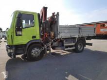 Camion Iveco Eurocargo 140 E 25 K tector benne occasion