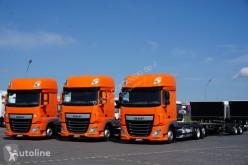 Camion châssis DAF 106 / 460 / SSC / ACC / EURO 6 / ZESTAW BDF / 2 X 7,8 M + remorque châssis