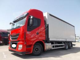 Camion Iveco Stralis 260S46 CENTINATO MT 7.30 AUTOM savoyarde occasion