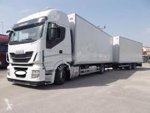 Camion Iveco Stralis 190S42 BIGA FURGONE 7.80+7.80 EURO 6 fourgon occasion