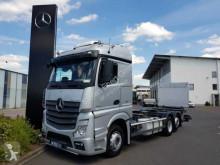 Camion châssis Mercedes Actros 2542 LL 6x2 BDF LBW Retarder Standklima