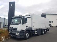 Camión caja abierta transporte de bebidas Mercedes Actros 2543 LL 6x2 Getränkekoffer+LBW mehrfach!!