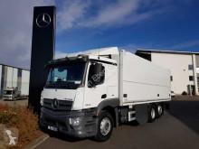 Camion Mercedes Actros 2543 LL 6x2 Getränkekoffer+LBW mehrfach!! plateau brasseur occasion