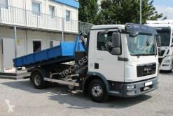 MAN billenőplató teherautó TGL 8.220, EURO 5 EEV WITHOUT AD BLUE, CONTAINER