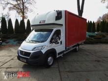 Camion savoyarde Fiat DUCATOPLANDEKA 10 PALET WEBASTO KLIMATYZACJA PNEUMATYKA 150KM [