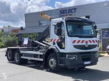 Renault hook lift truck Premium Lander 340 DXI