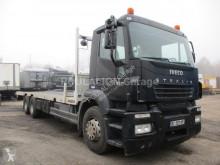 Kamión Iveco Stralis 310 náves na prepravu strojov ojazdený