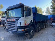Kamión korba dvojstranne sklápateľná korba Scania P 380