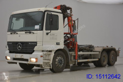 Camion polybenne Mercedes Actros 2631